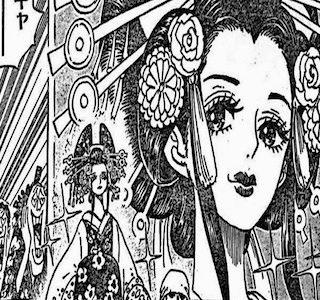 ワンピースネタバレ928話最新話でシャンクスとキッドが過去に!小紫は日和?画バレ