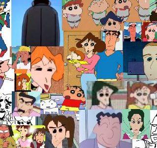 クレヨンしんちゃんのキャラクター・登場人物一覧。名前や年齢を紹介。誕生日も。