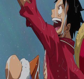 ワンピースネタバレアニメ891話最新話 ルフィ達がワノ国に滝登りで入る!