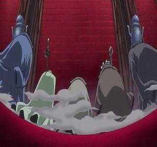 ワンピースネタバレアニメ889話最新話 レヴェリー開幕!イムと五老星の関係は