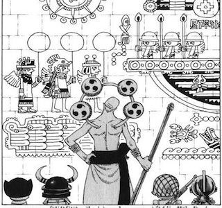 ワンピースネタバレ考察965話最新話トキは月の民の子⁉︎世界政府発足時に…