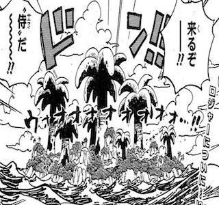 ワンピースネタバレ966話最新話確定ロジャーがついに戦闘!黒ひげは寝ない?