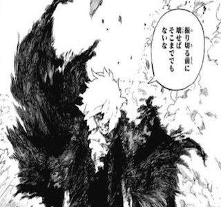 ヒロアカネタバレ270話最新話確定死柄木復活!AFOを継承し完全体へ…?