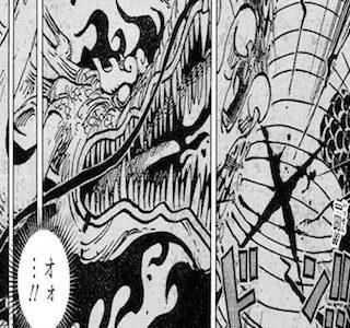 ワンピースネタバレ987話最新話確定速報赤鞘VSカイドウ!ついに全面戦争開始